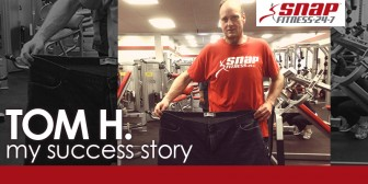 My Snap Success Story: Tom H. from LaCrosse, WI Loses 178 pounds to be an Example for His Daughters