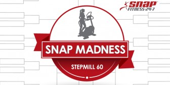 2nd #SnapMadness Challenge: 60 Minutes on the StepMill