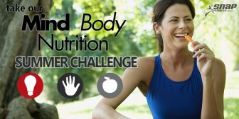 "Take Our ""Mind, Body, Nutrition"" Challenge this Summer"