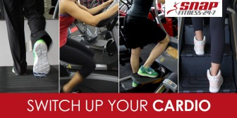 Switch Up Your Cardio