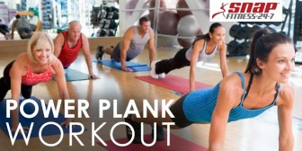 Power Plank Workout