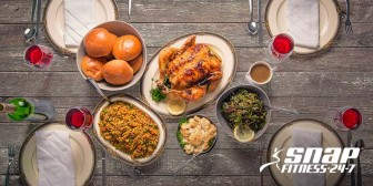 Tips to a Healthier Thanksgiving