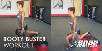 Booty Buster Workout