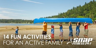 14 Fun Activities for an Active Family