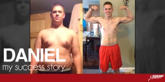 My Snap Success: Daniel H. Drops 70 lbs. in 7 Months
