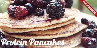 Featured Recipe: Protein Pancakes