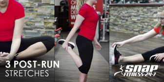 Three Post-Run Stretches