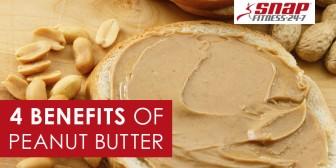 4 Benefits of Peanut Butter
