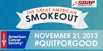Great American Smokeout: 8 Immediate Rewards of Quitting