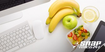 Healthy Snacks to Keep at Your Desk