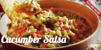 Featured Recipe: Cucumber Salsa