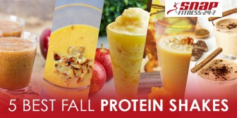 5 Best Fall Protein Shakes