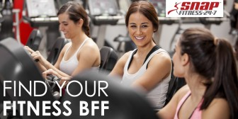 Find Your BFF (Best Fitness Friend)