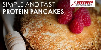 Simple and Fast Protein Pancake Recipe