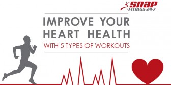 5 Types of Workouts to Improve Your Heart Health