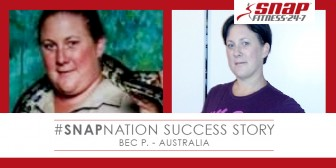 #SnapNation Success: Bec Parkwood, AUS