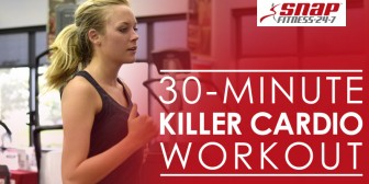 30-Minute Killer Cardio Workout