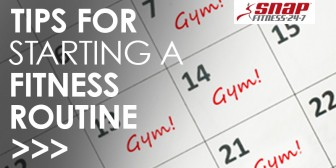 Tips for Starting a Fitness Routine