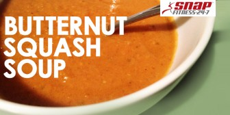 Featured Recipe: Butternut Squash Soup