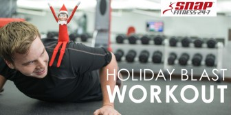 Holiday Blast Workout
