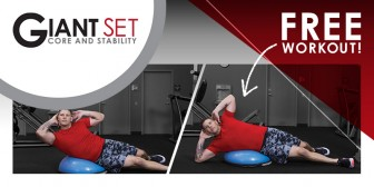 What's Your Fit Workout | Core and Stability Training : Giant Set