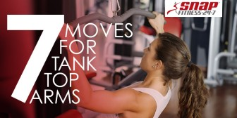 7 Moves for Tank Top Arms