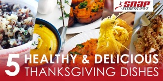 Healthy & Delicious Thanksgiving Dishes