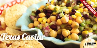 Featured Recipe: Texas Caviar