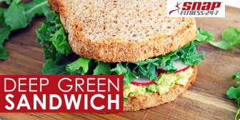 Deep Green Sandwich Recipe