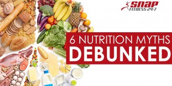 6 Nutrition Myths Debunked