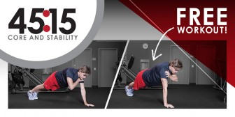 What's Your Fit Workout | Core and Stability Training : 45|15