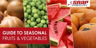 Guide to Seasonal Fruits and Vegetables
