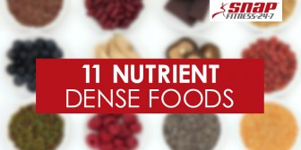 11 Nutrient Dense Foods