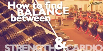 How Do You Find Balance Between Strength and Cardio Training?