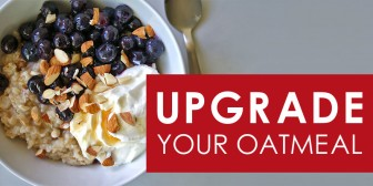 Upgrade Your Oatmeal