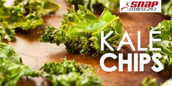 Featured Recipe: Kale Chips