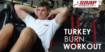 Turkey Burn Workout