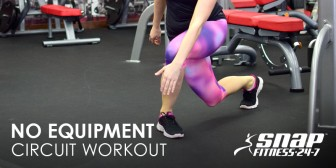No Equipment Needed Circuit Workout