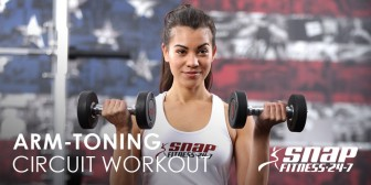 Summer-Ready Arm-Toning Circuit Workout