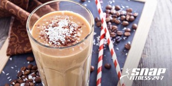 Classic Mocha-Protein Frappe