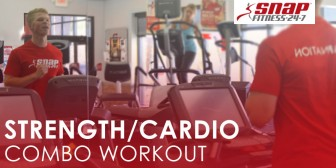 Strength/Cardio Combo Workout