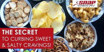 Curbing Your Sweet and Salty Cravings