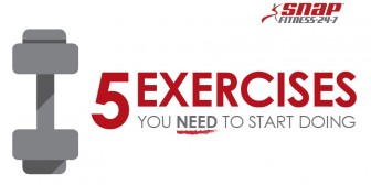 5 Exercises You Need to Start Doing
