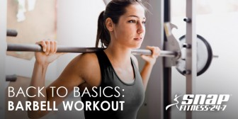Back to Basics: Barbell Strength Workout