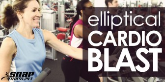 Elliptical Cardio Blast Workout