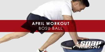 Full-Body Bosu Ball Workout