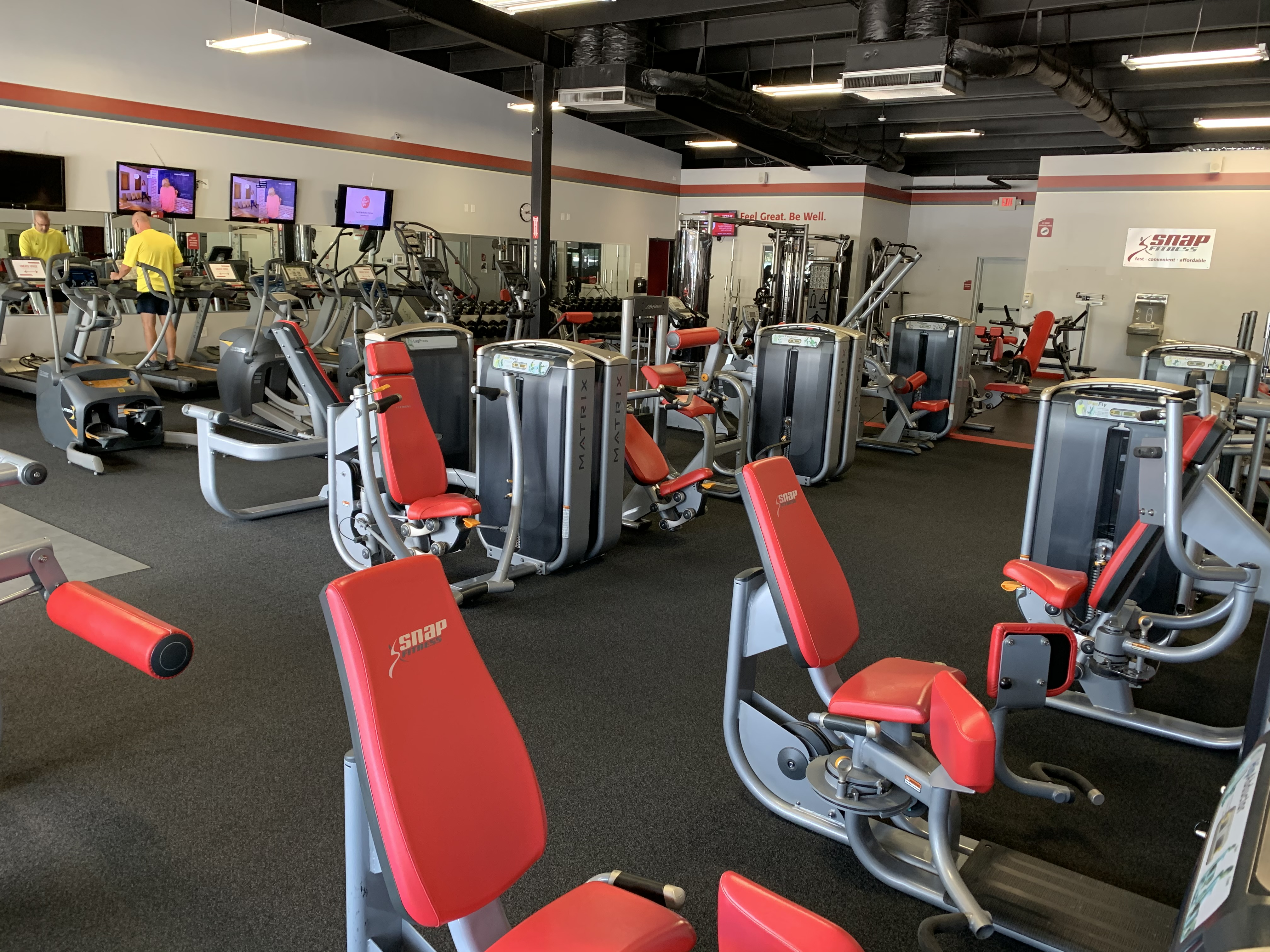 Gym In New Caney Tx 20185 Hwy 59 Planet Fitness