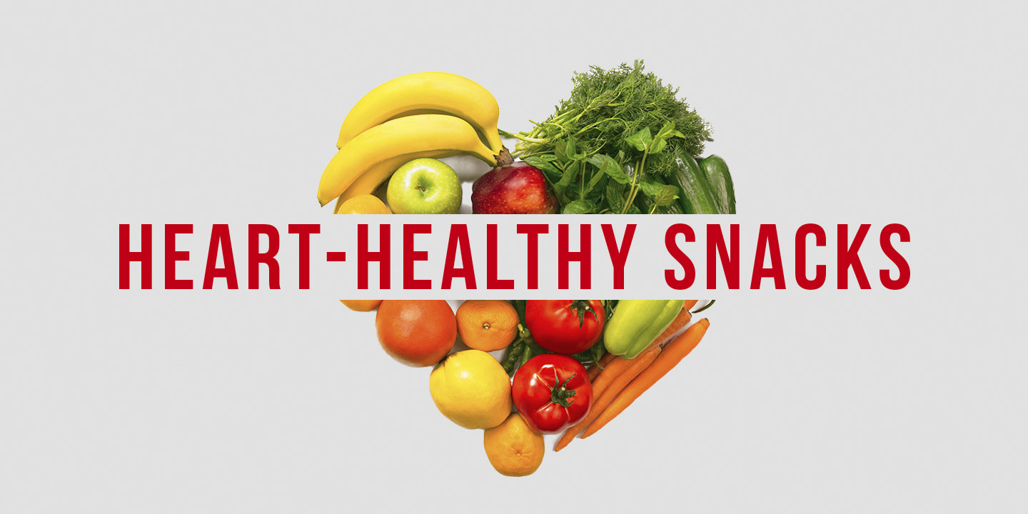 Heart-Healthy Snacks