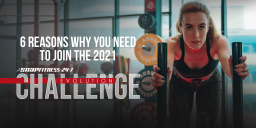 6 Reasons Why You Need to Join the 2021 Evolution Challenge