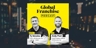 Global Franchise Podcast: Ty Menzies and Andy Peat